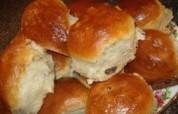 Рецепт домашних булочек и пирожков