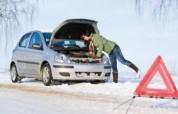Что может сделать женщина, если в дороге сломалась машина