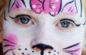 Детские краски для лица: секреты цветного праздника