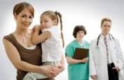 Взрослеющая девочка: визит к детскому гинекологу