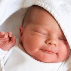 новорождённый фото