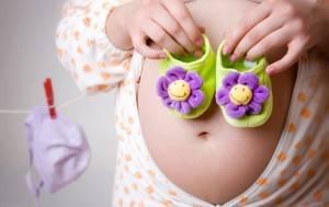 беременность фото