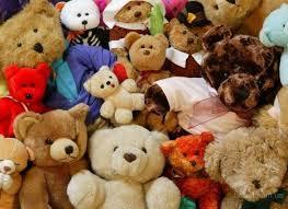 игрушки мягкие
