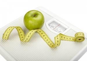 яблоко и весы фото