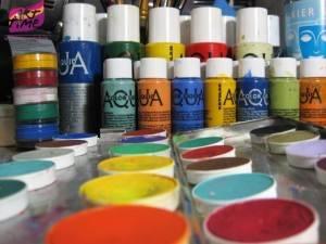 краски аквагрим фото