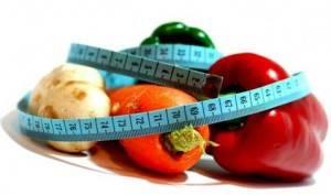 овощи и сантиметр фото