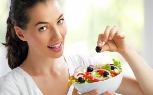 вегетарианка фото