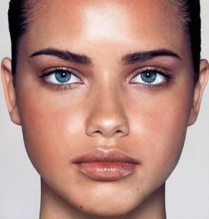 жирная кожа фото
