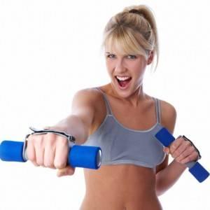 фитнес похудение