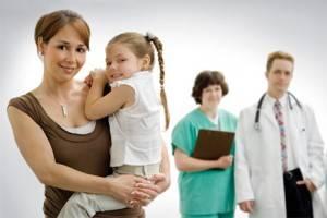 детский гинеколог фото